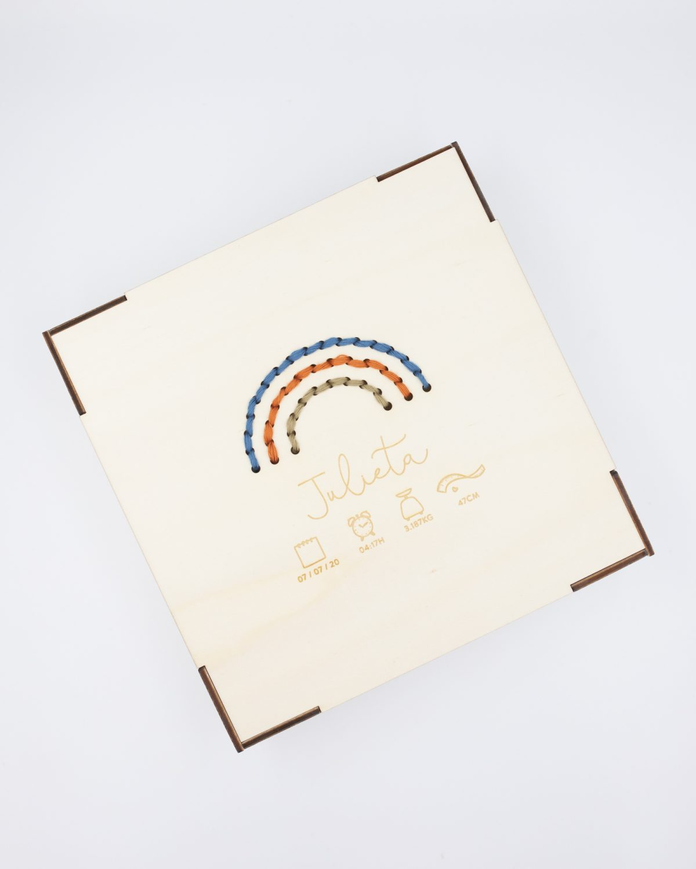 Caja recuerdos 'colors'